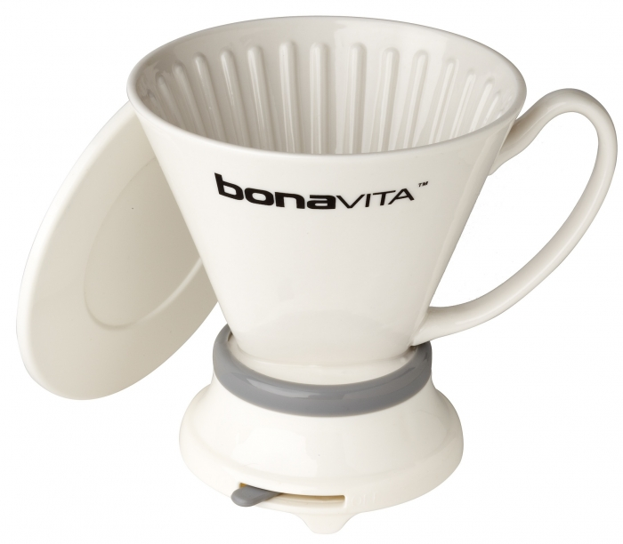 Воронка пуровер керамическая Bonavita Immersion Dripper